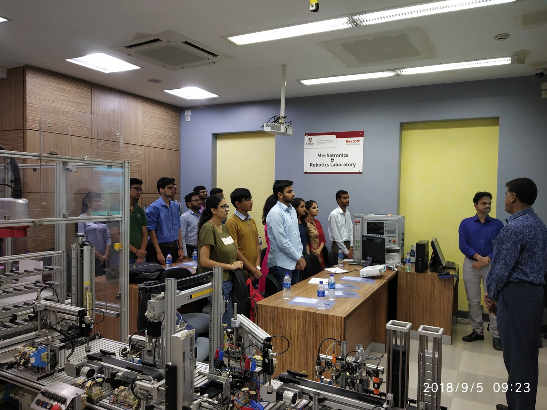 Robotics&Mechatronics